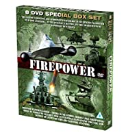 FIREPOWER -8DVD BOX-