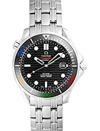 オメガ シーマスター ダイバー 300M リオ 2016 リミテッド エディション 522.30.41.20.01.001 ブラック文字盤 メンズ 腕時計 新品 [並行輸入品]