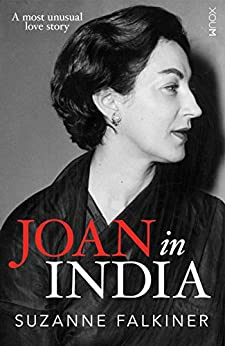 JOAN IN INDIA by [Falkiner, Suzanne]