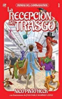 La recepción del trasgo: Novela corta de Fantasía, humor y aventura (Ironías del Caminasueños)