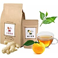 生姜紅茶濃い味&柚子紅茶