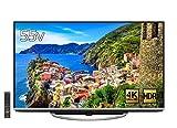 シャープ 55V型 液晶 テレビ AQUOS LC-55US45 4K対応 HDR対応 低反射「N-Blackパネル」搭載