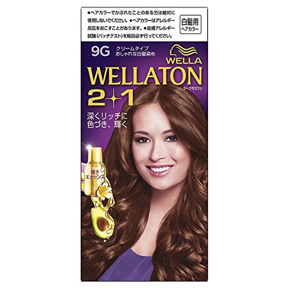 見て品種桁ウエラトーン2+1 クリームタイプ 9G [医薬部外品] ×6個