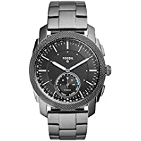 Fossil Men's FTW1166 Smart Digital Grey Watch