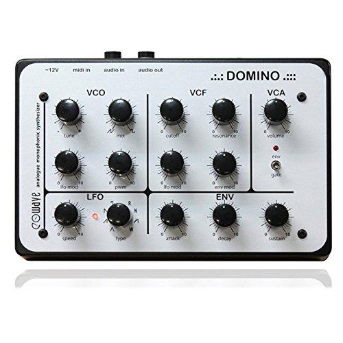 eowave DOMINOアナログ・シンセサイザー (イーオーウェーブ)
