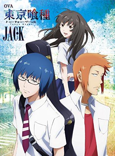 OVA 東京喰種トーキョーグール [JACK] [DVD]