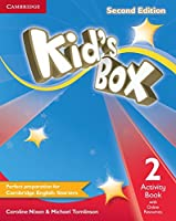 Kid's Box Level 2 Activity Book with Online Resources (Kids Box Level 2)