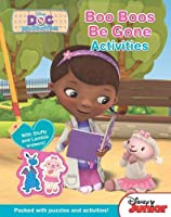 Disney Junior Doc Mcstuffins: Boo-Boos be Gone Activities (Disney Doc Mcstuffins)