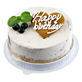 【お誕生日ハッピーバースデー】 レアチーズアイスケーキ