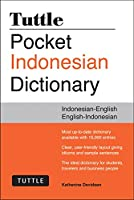 Tuttle Pocket Indonesian Dictionary: Indonesian-English English-Indonesian (Tuttle Pocket Dictionaries)