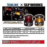 サンライン スペシャリストスプール SUNLINE×SLP WORKS DAIWA SSM25ゴールド