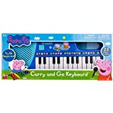 Peppa Pig Kids Musical 23 Key Educational Keyboard