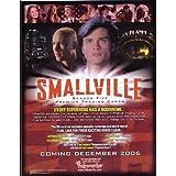 Smallville Season #5 Trading Cards HOBBY Box - 36P [並行輸入品]