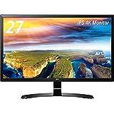 LG ディスプレイ モニター 4K 27インチ/非光沢/ブラック/HDCP2.2対応/HDMI2.0×2 27UD58-B