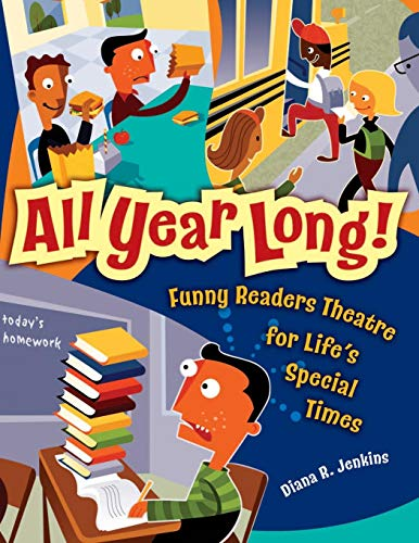 Download All Year Long!: Funny Readers Theatre for Life's Special Times 1591584361