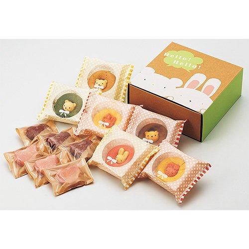 洋菓子 セット アニマル ドーナツ & 焼菓子 セット A