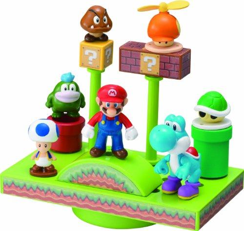 [해외]NEW 슈퍼 마리오 Wii 밸런스 월드 게임 지상 무대/NEW Super Mario Bros. Wii Balance World Game Ground Stage