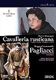 マスカーニ:歌劇《カヴァレリア・ルスティカーナ》/レオンカヴァッロ:歌劇《道化師》マ...[DVD]