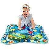【2019爆人気プレイマット】子供用プレイマッ? ベビー ウォーター かわいいプレイマット 空気注入式 水遊びマット 触って遊ぶ 赤ちゃんの刺激の成長 浮き輪 知育 暑さ対策 室内&屋外用パッド ギフトにぴったりパッケージ
