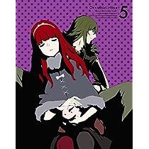 【Amazon.co.jp限定】オカルティック・ナイン 5 (全巻購入特典:「複製原画ポートレートセット」引換シリアルコード付)(完全生産限定版) [Blu-ray]