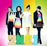 SCREAM♪2NE1のCDジャケット