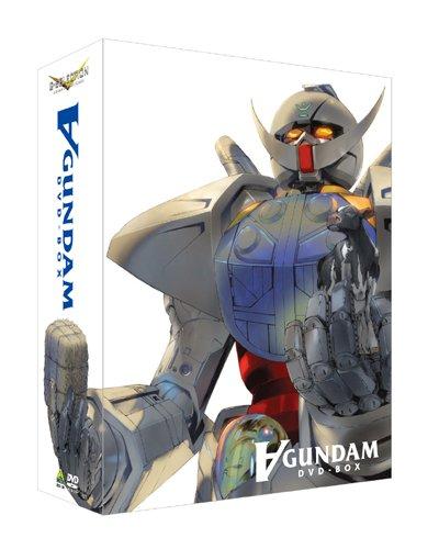 G-SELECTION ∀ガンダム DVD-BOX  初回限定生産商品