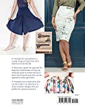 A Beginner's Guide to Making Skirts: Learn how to make 24 different skirts from 8 basic shapes 画像