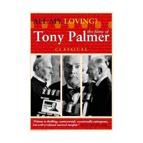 All My Loving: Tony Palm...の商品画像