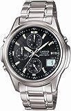 [カシオ]CASIO 腕時計 LINEAGE リニエージ クロノグラフ タフソーラー 電波時計 LIW-500DJ-1AJF メンズ