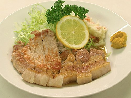 第09話「千葉県いすみ市大原のブタ肉塩焼きライスとミックスフライ」
