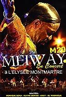 Meiway - M20 en concert à l'Elysée Montmartre