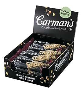 Carman's(カーマンズ) クラシック フルーツミューズリーバー 45g×12本入り