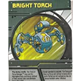 BAKUGAN CARD BRIGHT TORCH