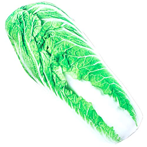 Rio Grande 野菜 食べ物 フード モチーフ デザイン ペン ケース 筆箱 白菜 ZM-PC4953-HAKU