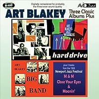 BLAKEY - THREE CLASSIC ALBUMS PLUS
