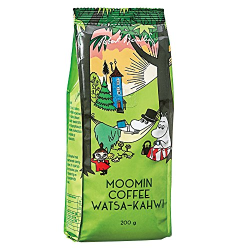 フィンランドお土産 ムーミン おなかコーヒー