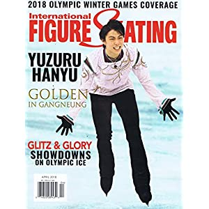 International Figure Skating [US] April 2018 (羽生結弦選手表紙号)