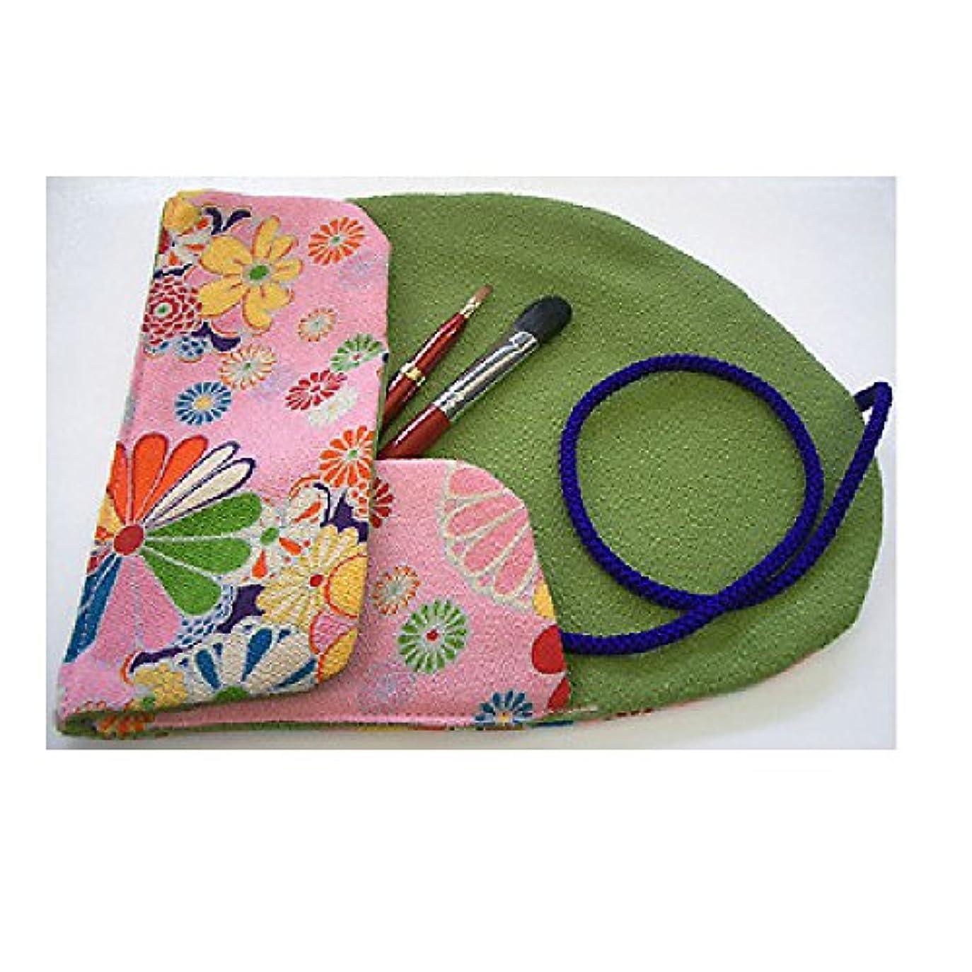 趣味こしょうフェンス熊野筆 Ai brush WA-2B/和風化粧筆セット