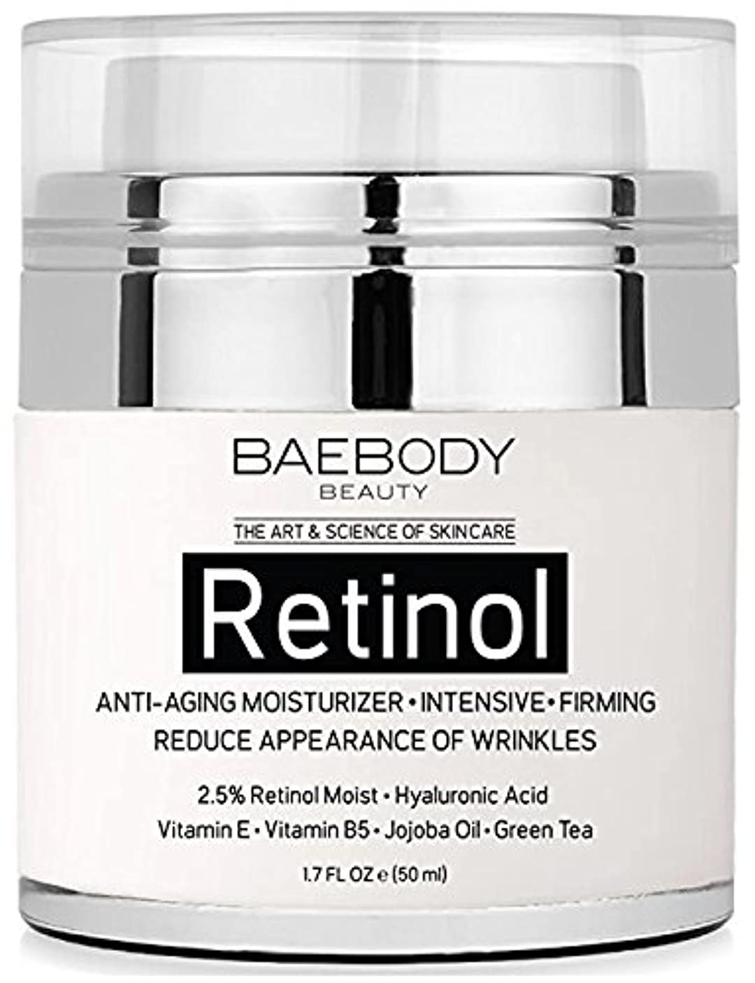 変換東部含意Baebody社 の レチノール 保湿クリーム Baebody Retinol Moisturizer Cream [並行輸入品]