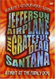 Night at the Family Dog 1970: Santana Grateful Dea [DVD] [Import]