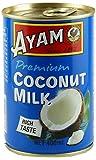 AYAM(アヤム) ココナッツミルク プレミアム 400ml