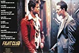 FIGHT CLUB RULES POSTER (91,5cm x 61cm)