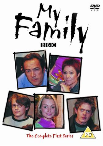 My Family [DVD] [Import]