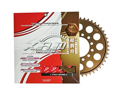 X.A.M Japan (ザムジャパン) A4307X38 520-38T スプロケット A4307X38