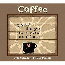 Coffee 2019 Calendar