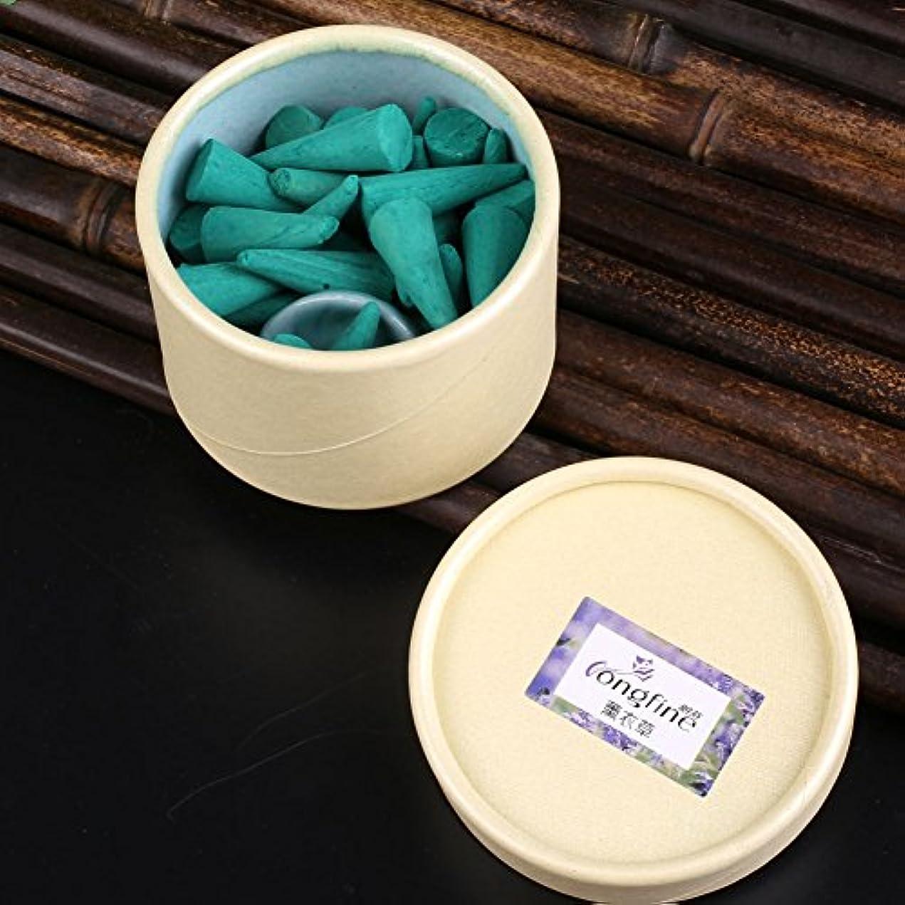 パーフェルビッドまだら四分円ホームFragrancing Plant Essentailオイル香りつきスティックラベンダーアロマIncluding Smallプレートアロマセラピー パープル MQ-132274_5