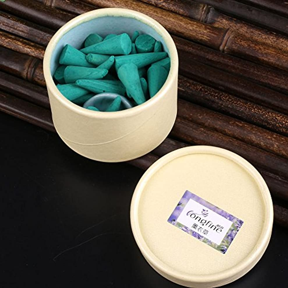 コア探す透過性ホームFragrancing Plant Essentailオイル香りつきスティックラベンダーアロマIncluding Smallプレートアロマセラピー パープル MQ-132274_5