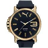 プーマ 腕時計 ドイツブランド 10ATM 50mm PU103911012 [並行輸入品]