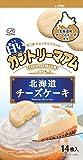不二家 白いカントリーマアム(北海道チーズケーキ) 14枚×5袋