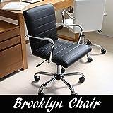 【限定Sale】 パソコン チェア カジュアル イームズチェア おしゃれ 椅子 イス クッション 脚 いす 肘掛 キャスター ブラック CL001